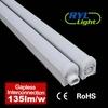 5000K 1500mm 120lm per watt tri-proof IP65 linear led suspended light