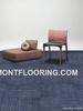 Thick Carpet Tiles/ 100% Nylon Carpet Tiles with PVC Backing Gy-01