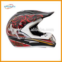 Full face dirt bike motorbike helmet