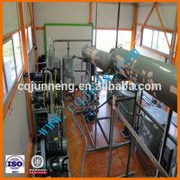 ZSA vacuum black engine oil distillation base oil