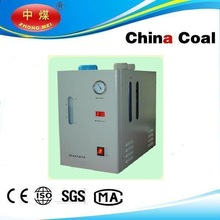 Automatic high-purity hydrogen generator powered electricity generator
