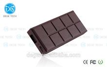 2014 New Intelligent Fashion Chocolate Color Power Bank 2800mah