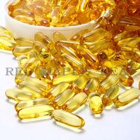 Dietary Supplements Wholesale DHA & EPA Bulk Fish Oil Capsules