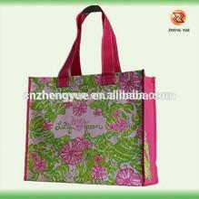 high quality non-woven shopping bag/non woven tote bag/laminated non woven bag