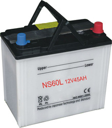 12 VOLTA DRY CHARGED Car Battery NS60LS 12V45AH
