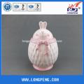 taza de cerámica decorativa sin mango