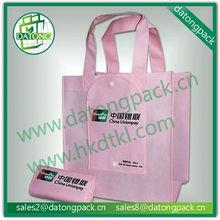 Guangzhou foldable shopping bag, non woven bag price