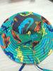 swiming colourful print cap/swim hat/two side wear hat