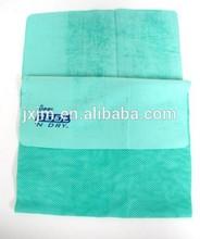 Super magic super absorbent PVA cooling towel