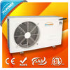 14.6KW, ABS Plastic Cabinet, Horizontal AIr Discharge, Swimming Pool Heat Pump