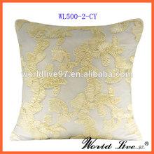 WL500-2-CY 2014 New Designed Delicate Sofa Cushion