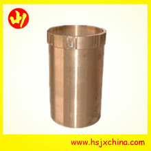 sand casting processing copper shaft sleeve