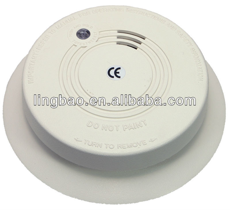 fire alarm wireless smoke detector alarm. Black Bedroom Furniture Sets. Home Design Ideas