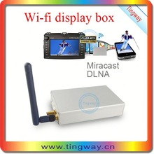 New arrvial car wireless wifi display miracast,linux system,RK2928 1GHz,support DLNA, Miracast, Airplay