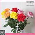 Pu ponta solta da flor rosa, flores artificiais baratos da china