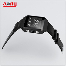 Fashionable touch screen wrist watch phone
