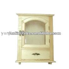 Customized wooden key holder box