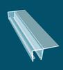 bath shower screen door seal strip glass rubber seal