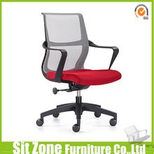 Wholesale modern cute office chairs,orange office chair,quality staff chair J31 CH-145B
