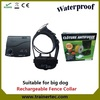 DF112L middle/large dog rechargeable and waterproof outdoor dog fence