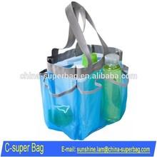 High Quality Travel Mesh Bathroom Toiletry Bag