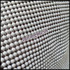 2014 Anping New design Metal sequin drapery/Metal sequin fabric for sale