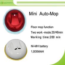 2015 most popular mini auto-mop robot vacuum cleaner