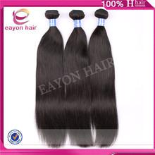 2014 Hot selling natural straight 6A grade 100% malaysian virgin hair extension