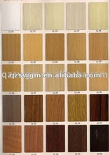 rich color ,wooden grain high pressure laminate / HPL