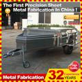 Móvil caravana camper remolque / remolque de acampada de un fabricante directo