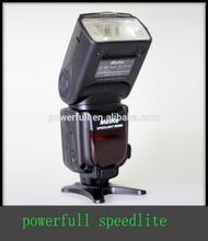 powerfull camera flash speedlite light For Canon EOS EF Camera,camera flash speedlite