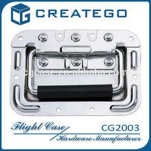 Flight case recessed case handle
