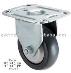 Heavy Duty Fixed Industrial Caster Wheel