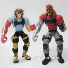 Custom action figure, Plastic action figure, Anime action figure