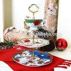 Christmas Tier Cake Stand