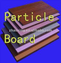 1220x2440mm woodgrain melamine particle board e0