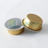 Aluminum Foil Container Lid For Yogurt With Foil Lid