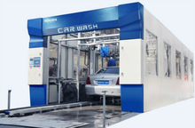 Car Washer,car wash Type import components automatic tunnel car wash machine