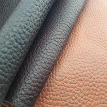 Classic full grain genuine cowhide leather