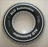 90cm tire shape PVC inflatable tire swim ring