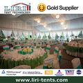 liri luxo tenda festa de casamento com decoração do forro