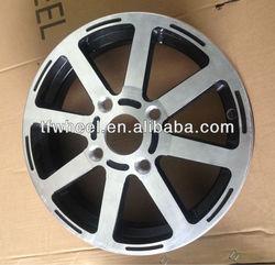 12x3 inch E- car alloy wheels