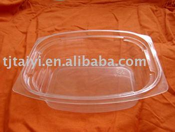 Clear Food box
