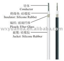 UL 3573 High Voltage Silicone Rubber Wires