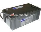 GB12-230 12v230ah lead acid rechargeable battery 12v 230ah high storage battery power storage dry battery for ups 12v