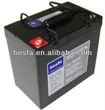 GB12-55M 12v55ah sla battery 12v 55ah dry batteries for ups 55ah 12v 55ah agm sla battery