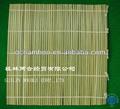 Vajilla / de bambú suishi estera
