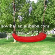 plastic swing seat