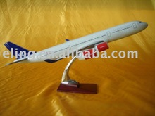 Collection Aircraft Resin plane model Airbus A340 or Resin model plane