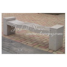 Stone Material Park Bench
